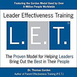 Leader Effectiveness Training (L.E.T.)