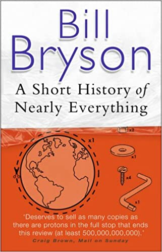 Buy A Short History Of Nearly Everything Bryson Book Online At Low