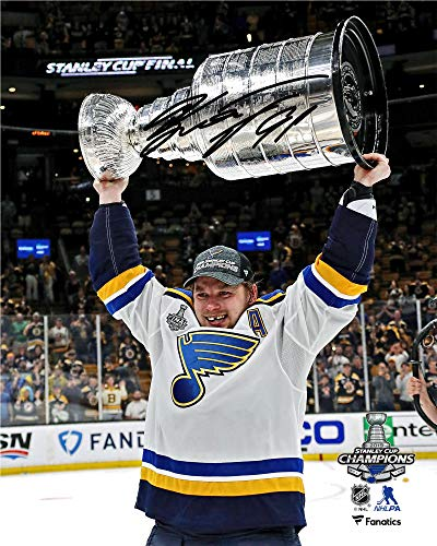 - Vladimir Tarasenko St. Louis Blues 2019 Stanley Cup Champions Autographed 8