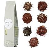 Nigiro Herbal Tea Experience Sampler Pack (8-teas) | 2-Cups per Sample | Ultra Loose Tea Leaf Selection