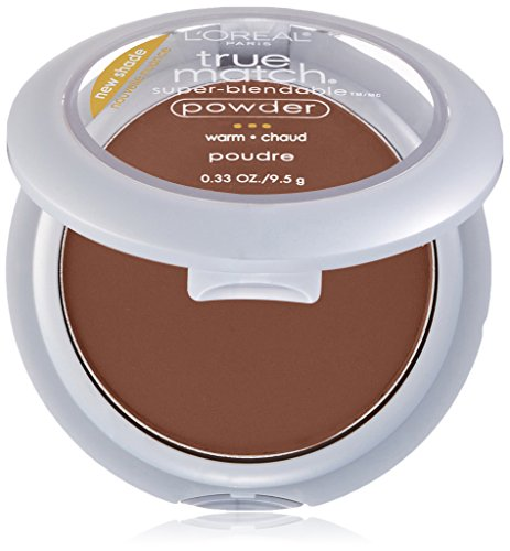 Price comparison product image L'Oreal Paris True Match Powder, Deep Golden, 0.33 Ounces