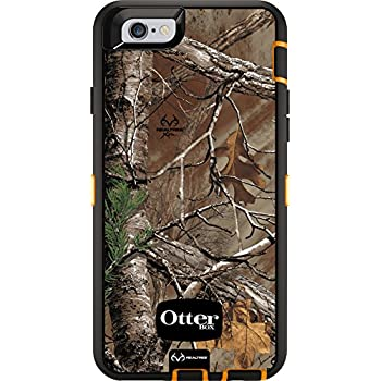 OtterBox Defender Case for iPhone 6s and iPhone 6 (NOT Plus) Case only No  Holster - Realtree Xtra d0038f91016a