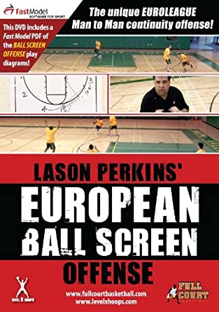 Backdoor Plays Lason Perkins Basketball Training and instructional DVDs