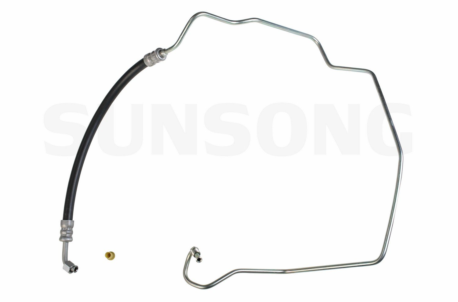 Sunsong 3401709 Power Steering Pressure Line Hose Assembly