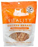 Dogswell Vitality for Dogs, Chicken Breast, Flaxseed and Vitamins, 5-Ounce Pouches (Pack of 6), My Pet Supplies