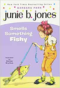 junie b jones smells something fishy book report Hurray for barbara park and the junie b jones —america online's the book report #12 junie b jones smells something fishy.