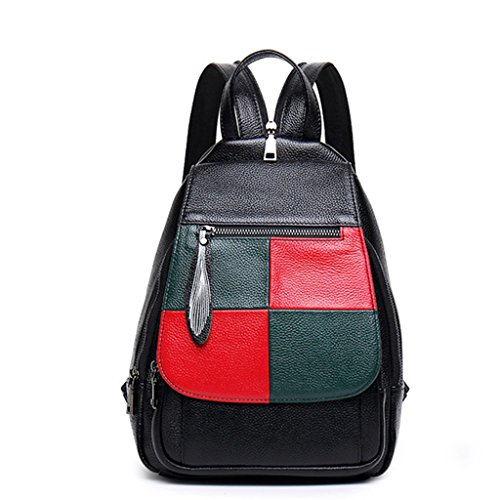 Le Gita Donne 1 color Zaino 1 In Zaini Scuola Pelle Casuale Scolastica AR50Rqwx