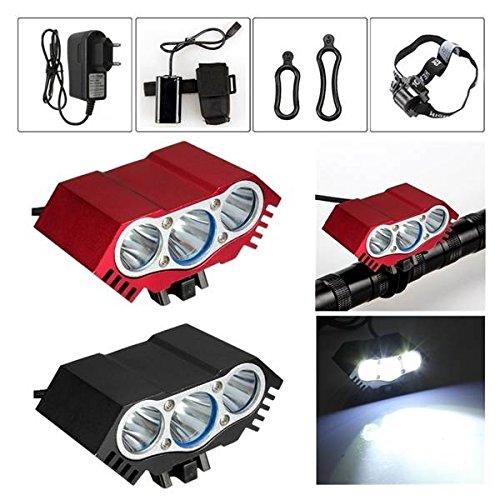Freshest Moppi Moppi 3 LED x XML T6 LED 3 vor zu© LO zu© LO; Projektor-Lumià ¨ re Leuchttürme - 2d32b4