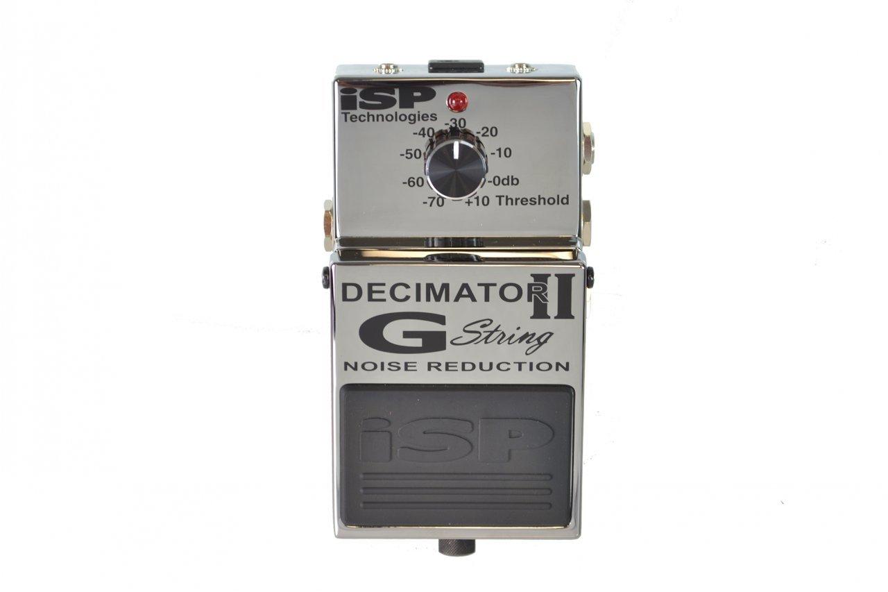 ISP Technologies Decimator II G String Noise Suppressor Pedal