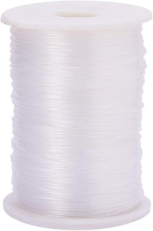 1 Set Transparent Sewing Thread Nylon Making DIY Accessories Line Wire Crafts