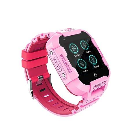 Amazon.com: DF39Z - Reloj inteligente para niños con GPS ...