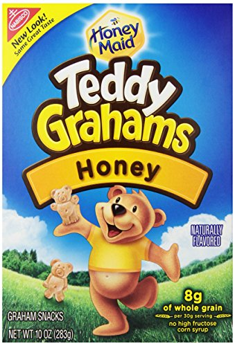 Teddy Grahams, Honey, 10 oz (Graham Cracker Pie)
