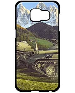 Legends Galaxy Case's Shop World of Tanks Tanks Medium Tank Object 140 USSR Games Samsung Galaxy S6/S6 Edge case-Newest Cute Hard Case for Samsung Galaxy S6/S6 Edge 7546964ZA369430471S6