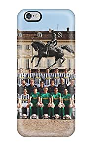 Anti-scratch And Shatterproof Juventus Gratis Phone Case For Iphone 6 Plus/ High Quality Tpu Case