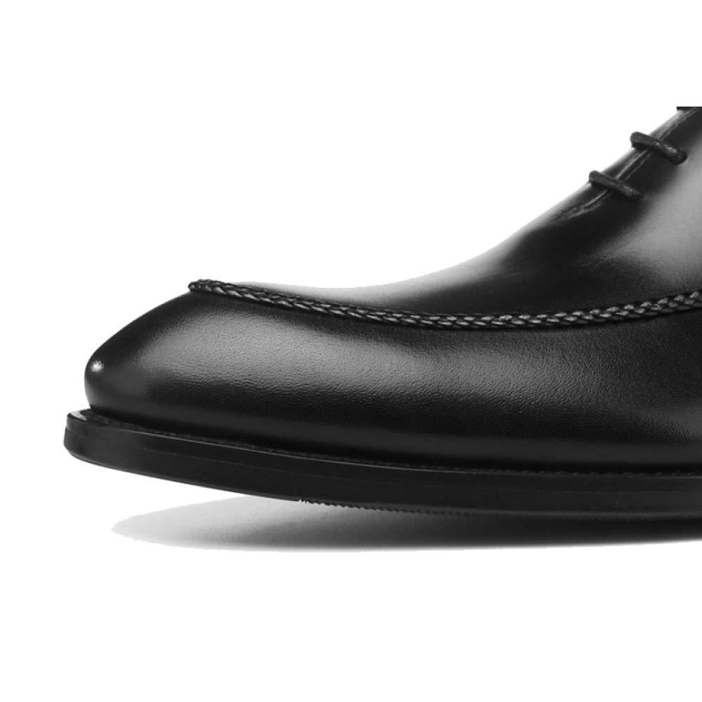 YCGCM Herrenschuhe, Geschäft, England, Trend Spitze, Lässig, Tragbar, Niedrige Schuhe, Trend England, Braun b43b79