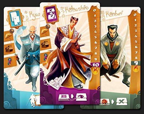 Funforge Samurai Spirit - Deutsch: Amazon.es: Juguetes y juegos