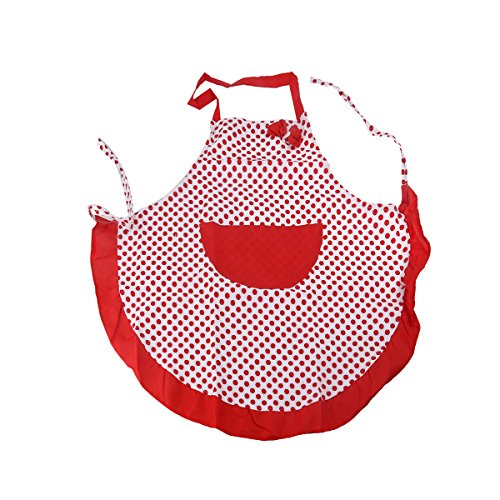 Apron Shabby Chic Floral Polka Dot 1950's Ditsy Retro Sugarcraft (Vintage Style Apron Patterns)