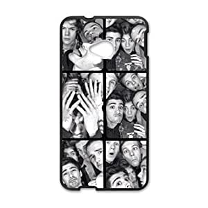 Fashion Unique Special Black htc m7 case
