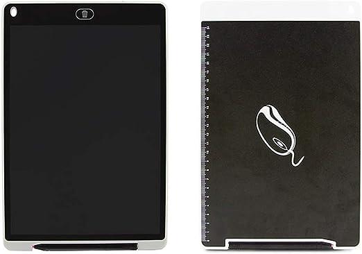 ホームオフィスライティング描画(ブラック)用LCDライティングタブレットPaulclub CHUYI 12インチLCDライティングタブレット高輝度手書き描画スケッチ落書き落書き落書きボードeWriter fangyechen (Color : White)