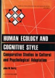 Human Ecology and Cognitive Style, J. W. Berry, 047015103X