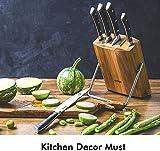 Kitchen Knife Set, Professional 6-Piece Knife Set