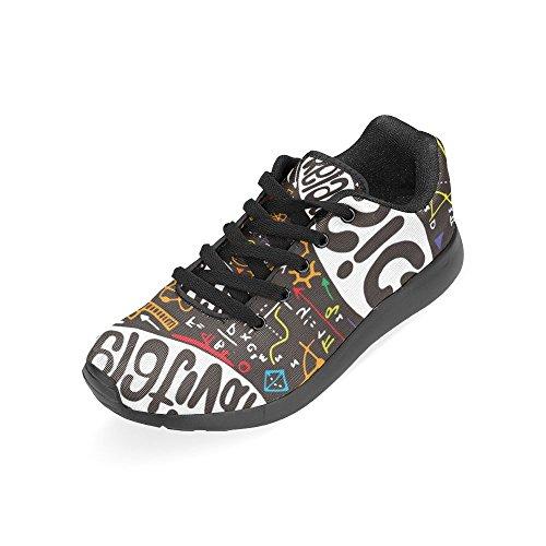 Scarpa Da Jogging Leggera Da Donna Running Jogging Leggera Easy Go Walking Comfort Scarpe Sportive Modello Di Formule Fisiche