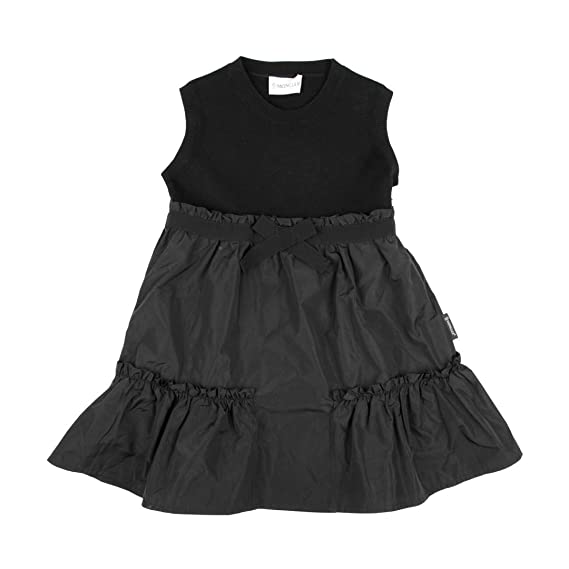 90c5d4fc9 Moncler Junior Abito Bambino Kids Girl Mod. 9554800 10A: Amazon.co.uk:  Clothing