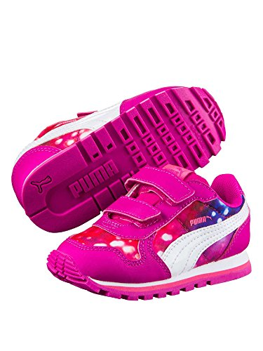 Puma St Runner Nl Lights V Ps Ultra Magenta-P (Kids) Pink