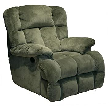 Catnapper Cloud 12 Power Chaise Recliner - Sage  sc 1 st  Amazon.com : chaise recliner chair - Sectionals, Sofas & Couches