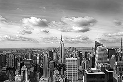 Amazon.com: Home Comforts Framed Art for Your Wall NYC New York New ...