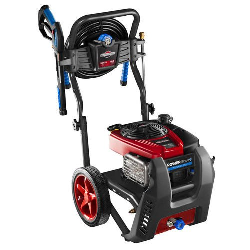 Briggs & Stratton 20569 POWERflow+ 5.0-GPM 3000-PSI Gas Pressure Washer with Professional Series OHV 190cc Engine and Easy Start Technology Briggs And Stratton Pressure Washer