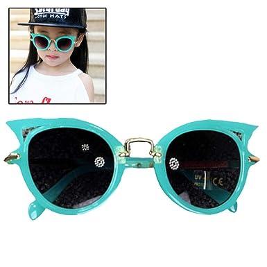 Gafas de sol para niños muchachas de la marca Cat niños de ...