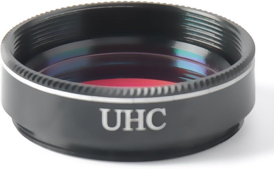 """Telescope 1.25"""" UHC Ultra High Contrast Narrow Bandpass Filter"""