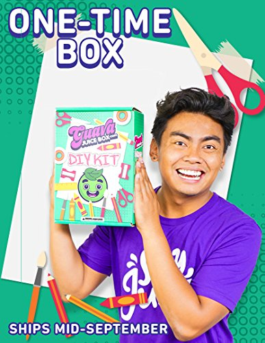 Guava Juice Box Diy Fun Creation Craft Kit