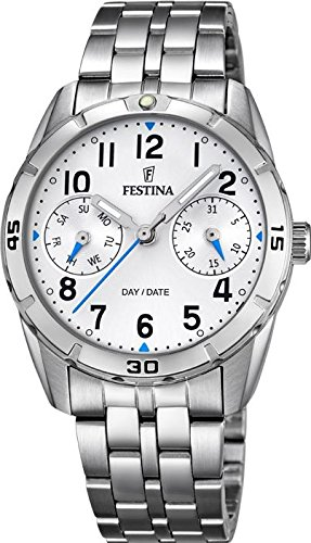 Festina Junior Collection F16908/1 Watch for boys Excellent readability