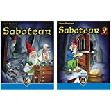 Saboteur & Saboteur 2 Expansion Bundle (Set of 2)