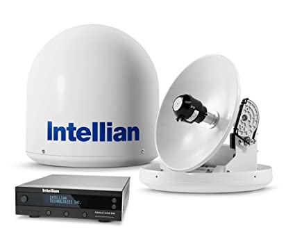 Review Intellian i2 Antenna with