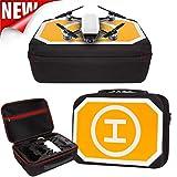 For DJI Spark shoulder bag + apron drone outdoor waterproof backpack shoulder bag mini parking lot waterproof Oxford cloth (Shoulder Bag + Apron)