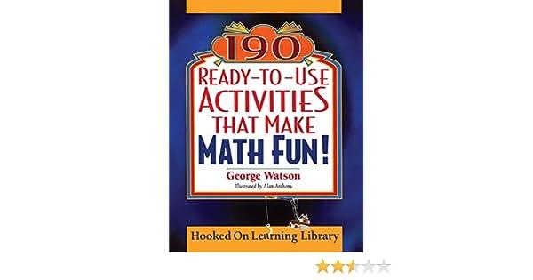Amazon.com: 190 Ready-to-Use Activities That Make Math Fun ...