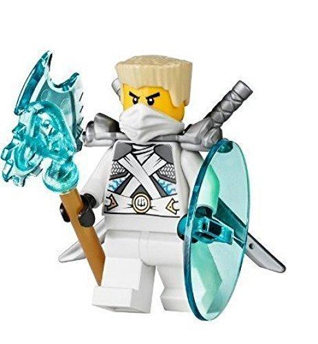 LEGO® Ninjago Minifig Zane Titanium from 70728]()
