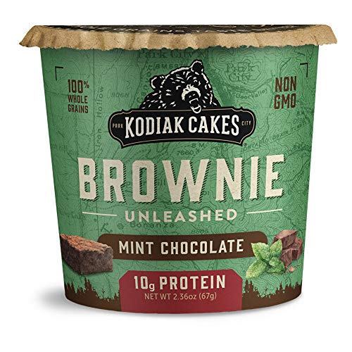 Kodiak Cakes Mint Chocolate