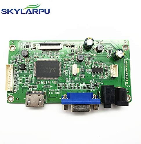 VGA LCD LED LVDS EDP NEW Kit for B156HTN03.4 EDP Controller Board Driver HDMI