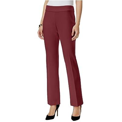 Alfani Womens Flare Dress Trousers