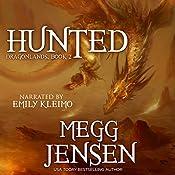 Hunted: Dragonlands, Book 2 | Megg Jensen