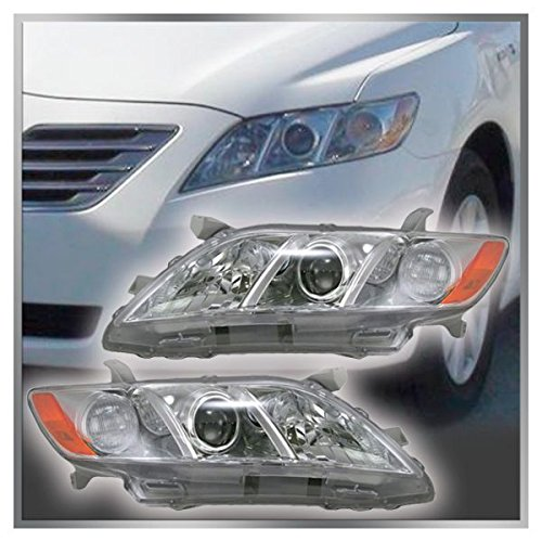 Toyota Camry Right Headlight - Headlights Headlamps Left & Right Pair Set for 07-09 Toyota Camry US Models