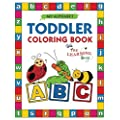 My Alphabet Toddler Coloring Book With The Learning Bugs Fun Coloring Books For Toddlers Kids Ages 2 3 4 5 Activity Book Teaches Abc Letters Words For Kindergarten Preschool Prep Success