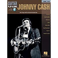 Image for Johnny Cash: Guitar Play-Along Volume 115