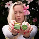 All Natural, Vegan Coconut Lip Scrub - Gentle