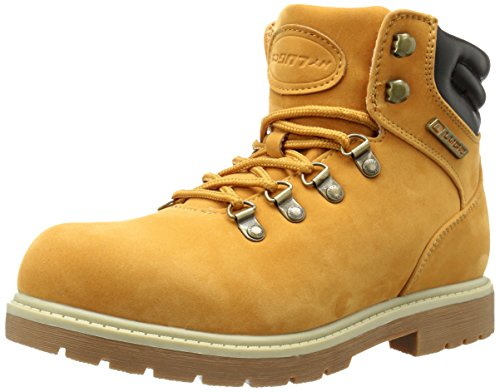 picture of Lugz Men's Grotto Chukka Boot, Golden Wheat/Cream/Bark/Gum, 9 D US