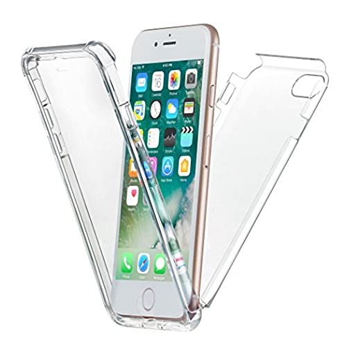 IPhone 7 Case 8 New Trent ESobala Full Body Transparent With Built In Screen Protector For Apple 2016 And 2017